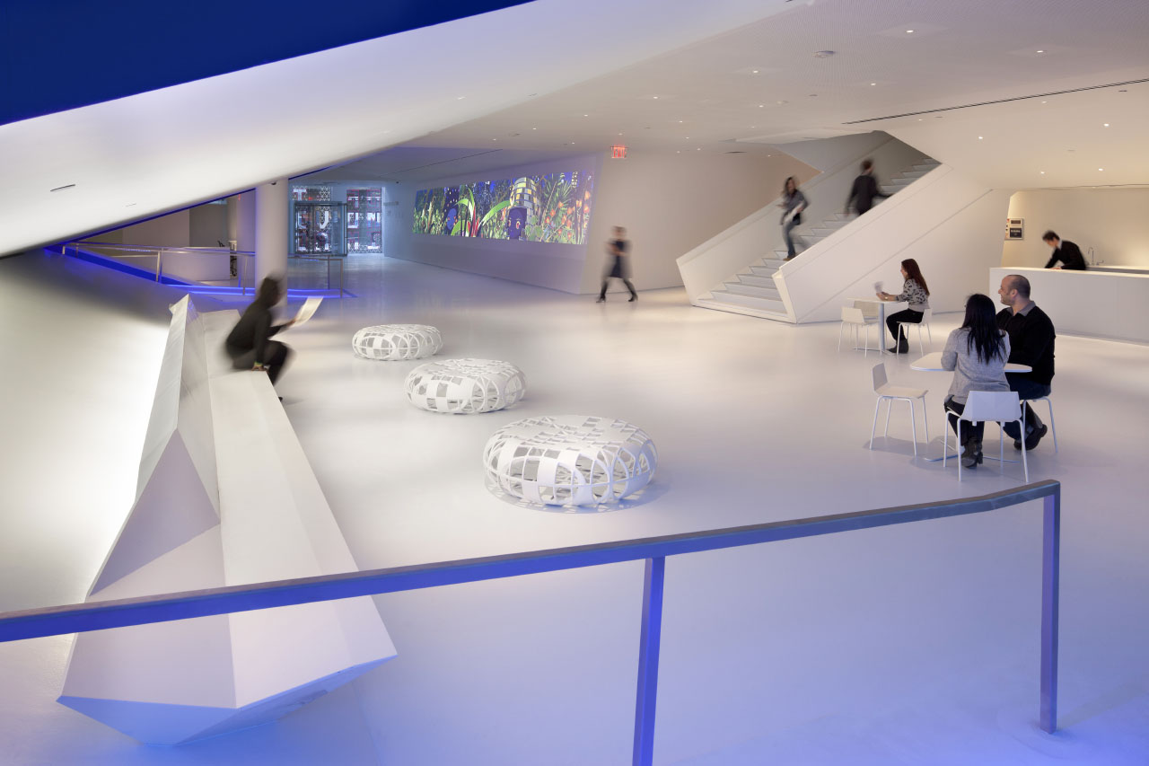 Museum of the Moving Image by Leeser Architecture