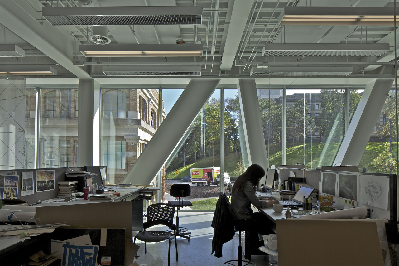 Milstein Hall How Old Meets New Buildipedia