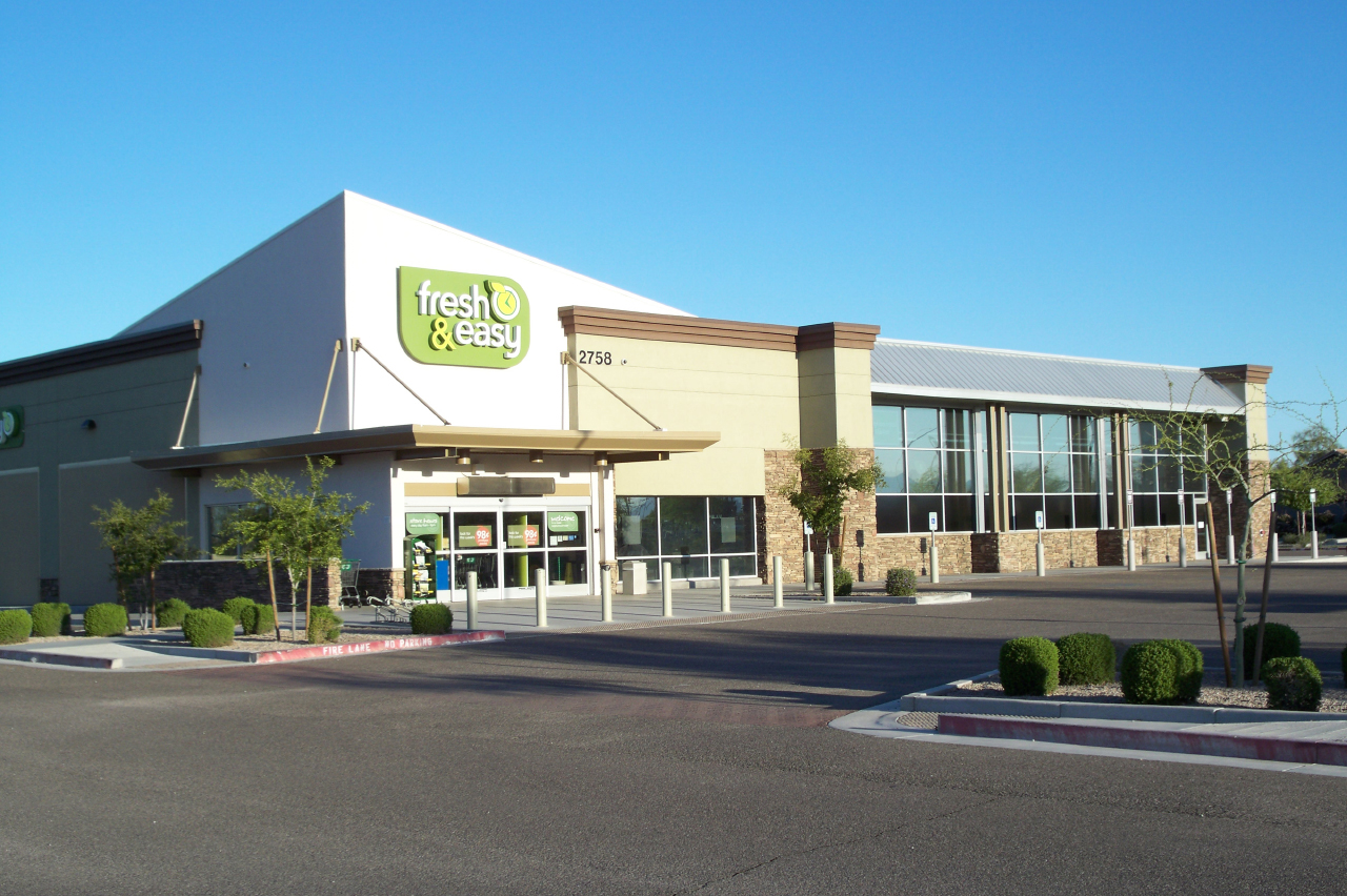 Fresh and Easy Neighborhood Market