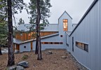 Tahoe Ridge House Exterior | David Stark Wilson