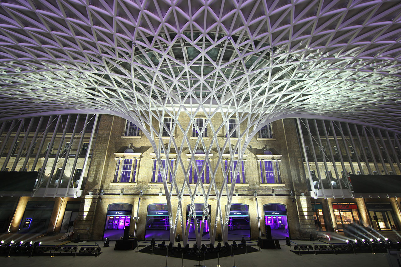 western concourse of King's Cross Station