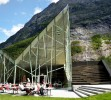 Roadside Attraction - The TrollVeggen Photos | Credit: Reiulf Ramstad Architects
