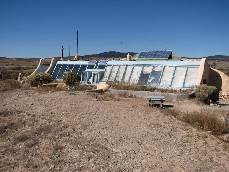 Amazing Earth Home Cost #1: Earthship Homes (by Earthship Biotecture) In New Mexico