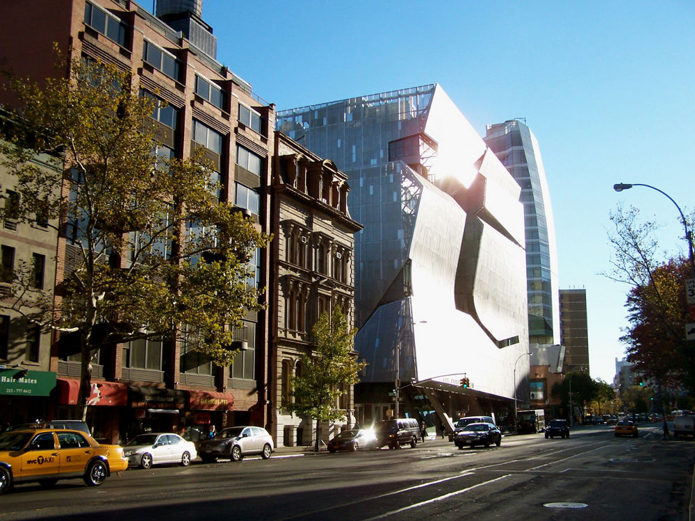 The Cooper Union for the Advancement of Science and Art in New York City by Morphosis Architects
