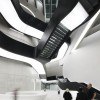 Zaha Hadid's MAXXI - Interior Circulation | Credit: Iwan Baan