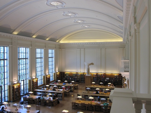 William Oxley Thompson Memorial Library Renovation At The