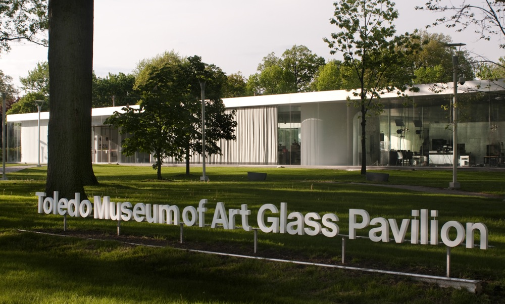 Toledo Museum of Art Glass Pavilion by SANAA
