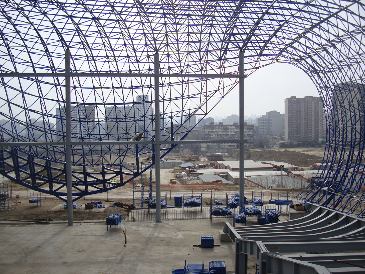 top stainless steel space frame companies in india specialized steel structures space frames pre engineered buildings