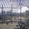 Heydar Aliyev Cultural Centre Construction Images| Credit: Zaha Hadid Architects