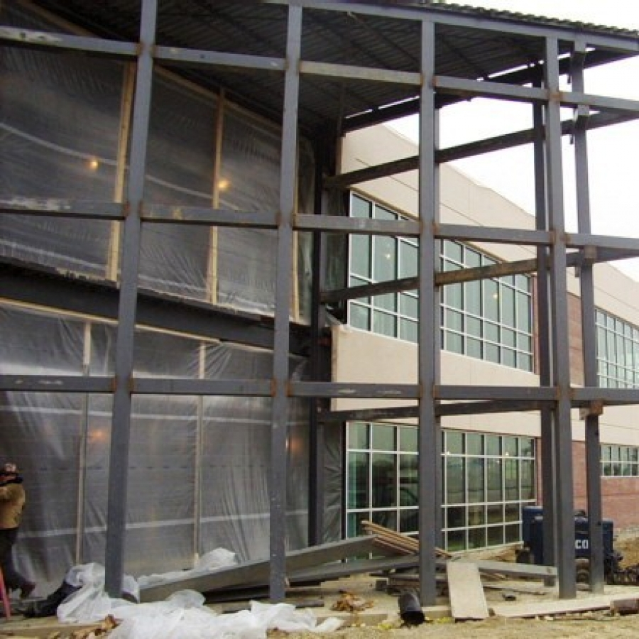 Structural Steel Framing : Miscellaneous metals what needs to be reflected in the