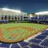 Florida Marlins Ballpark | Credit: Populous