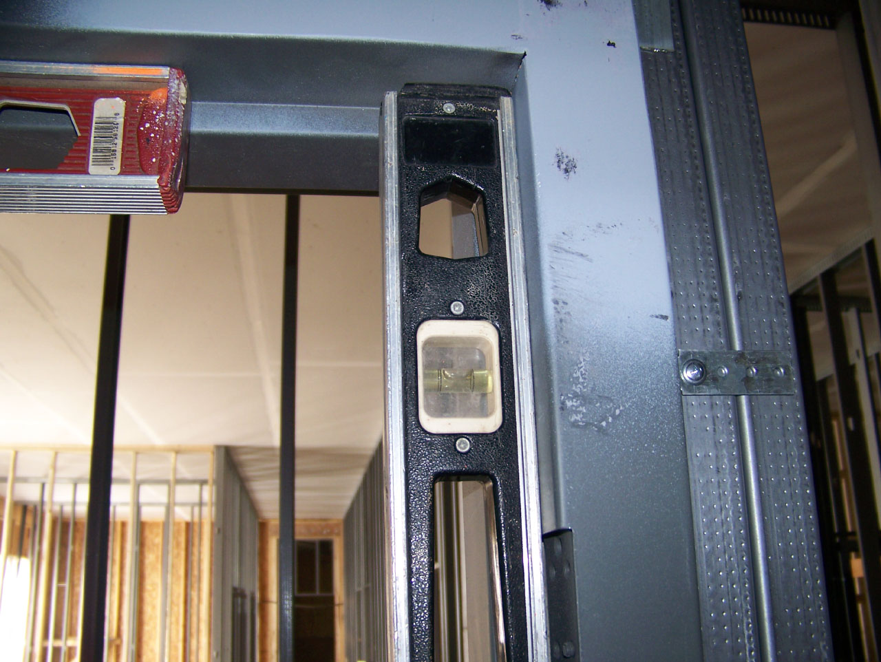 Installing Welded Hollow Metal Door Frames - Buildipedia