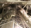 Stairs-to-crown-wind-up-inside-Statue-and-through-Eiffel-structure