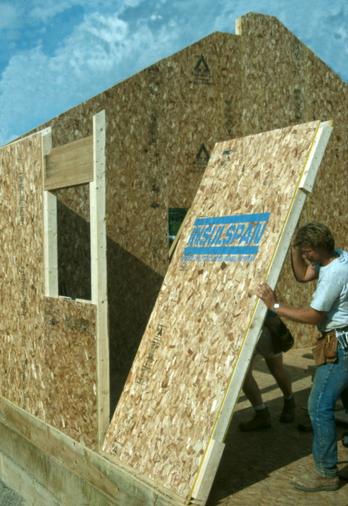 Structural Insulated Panels Vs Conventional Framing