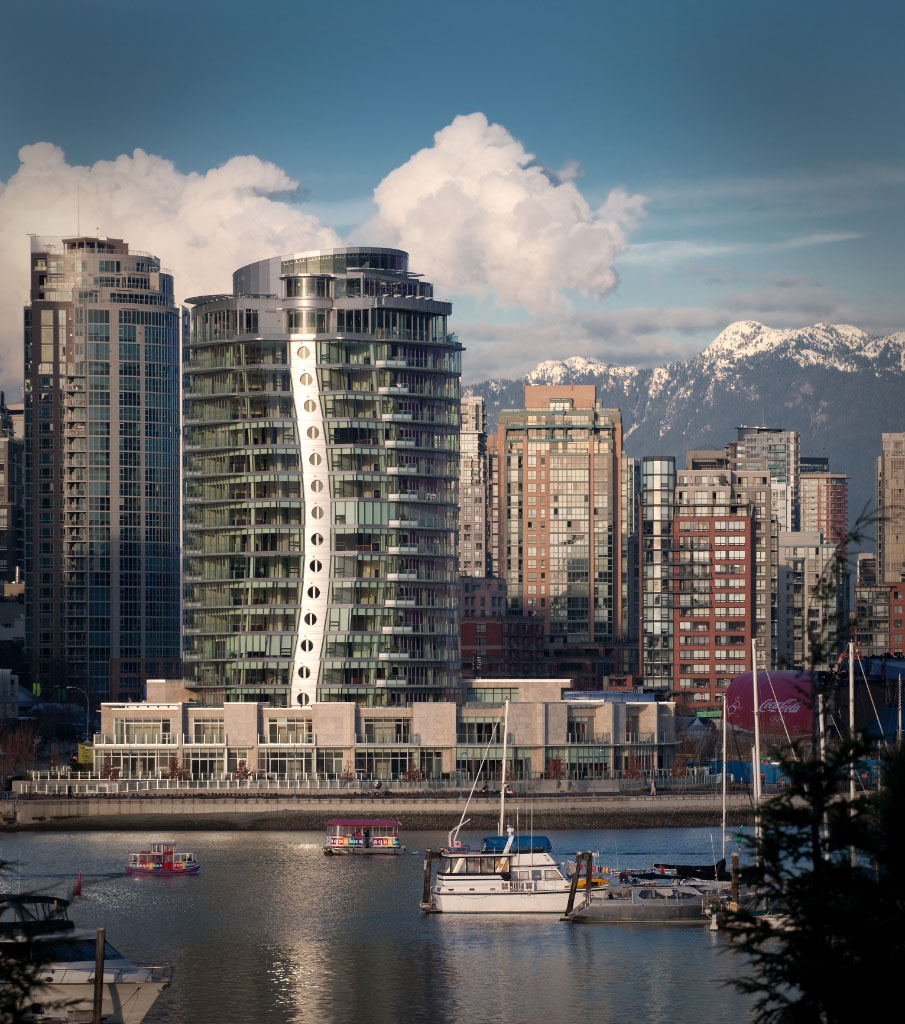 Vancouver Buildings: The Erickson Building