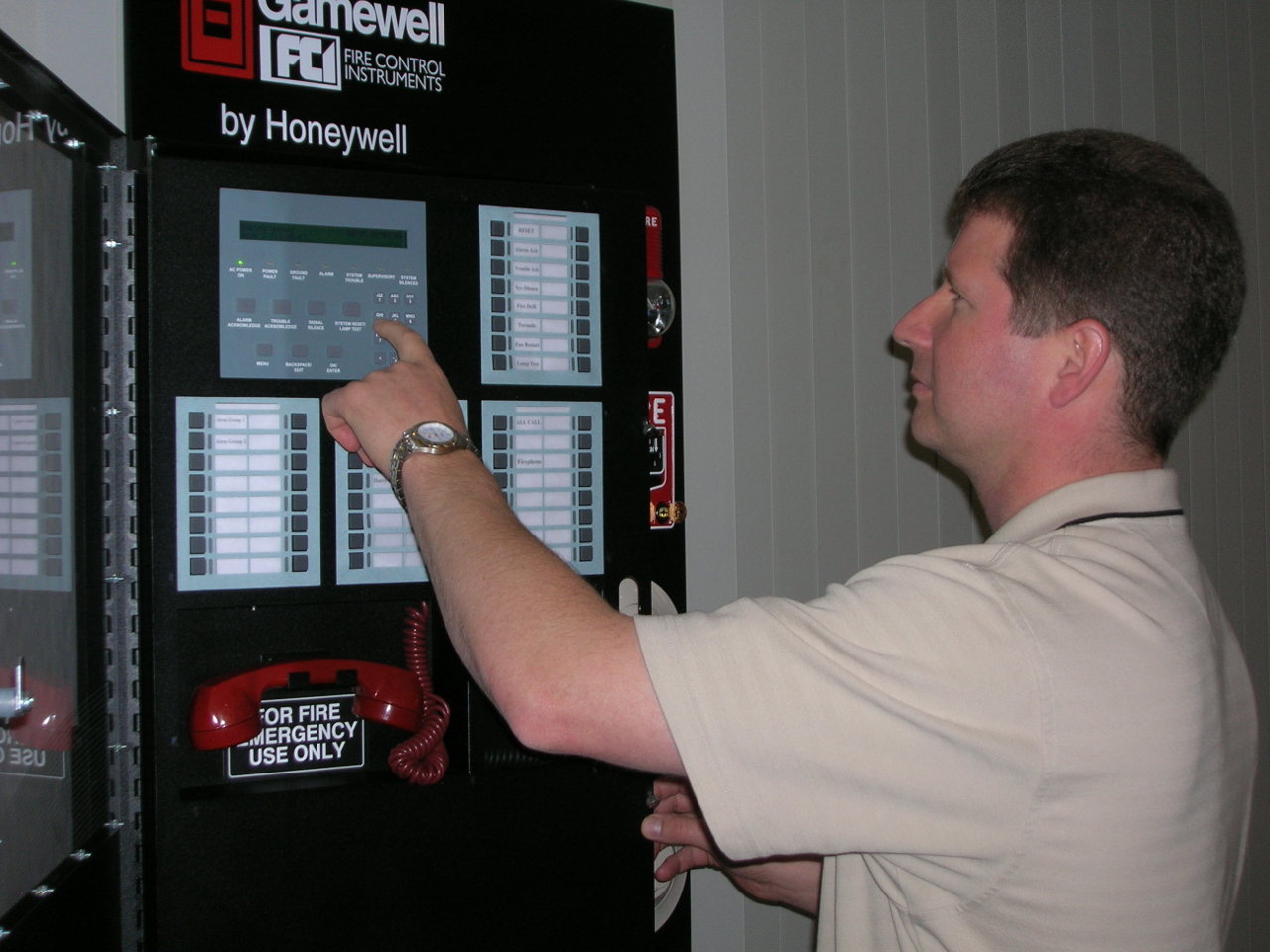 Commercial Fire Alarm Systems Buildipedia Smoke Circuit Credit Honeywell