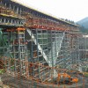 Heavy Duty Propping Bridge Construction | Credit: ConstruGomes