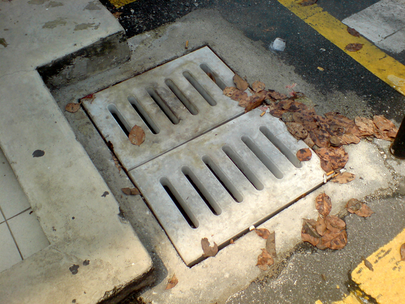 stormwater catch basin