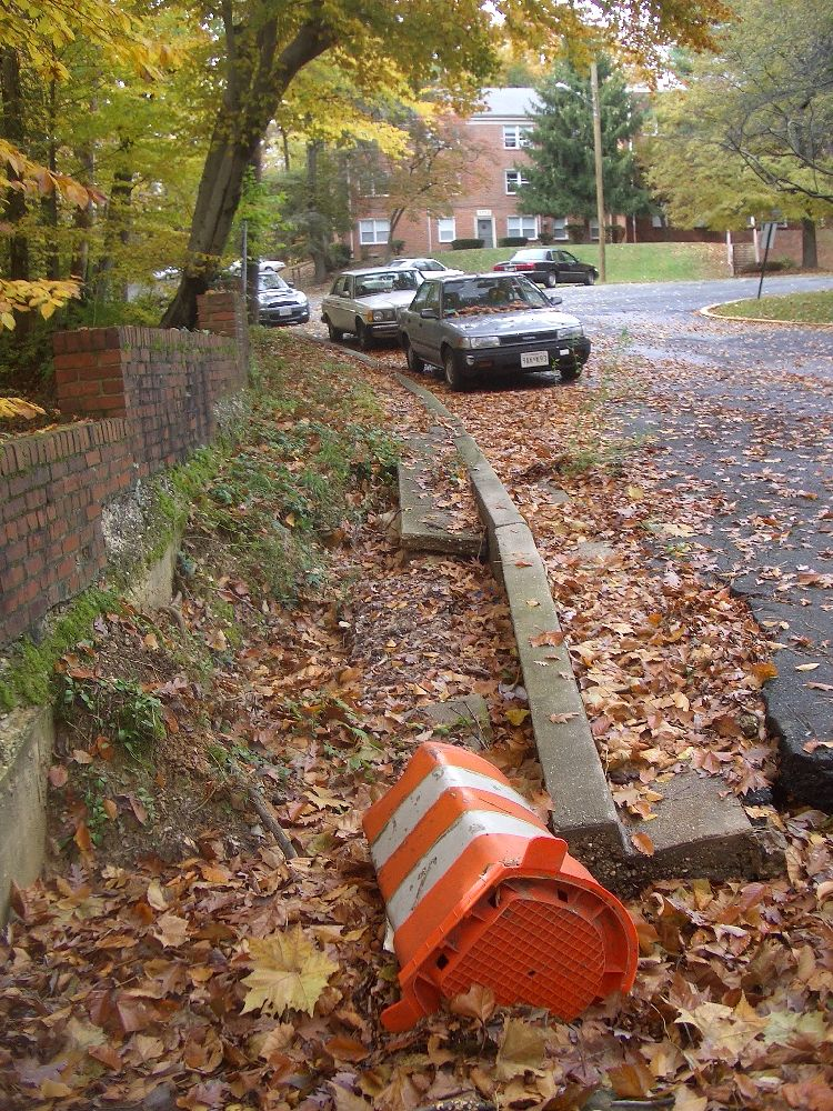 cantilever retaining wall case study
