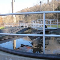 Wastewater Treatment Infrastructure | Credit: Andy Kimos