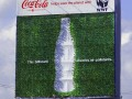 Coca-Cola Plant Billboard - Image Courtesy Of WWF-Philippines - Coca-Cola Philippines