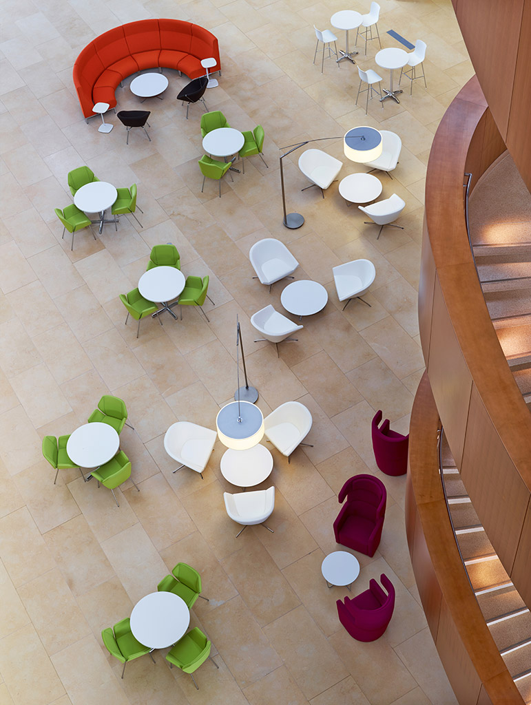 GSK's HQ Interior