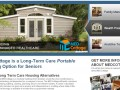 Screenshot - MEDCottage Home Page