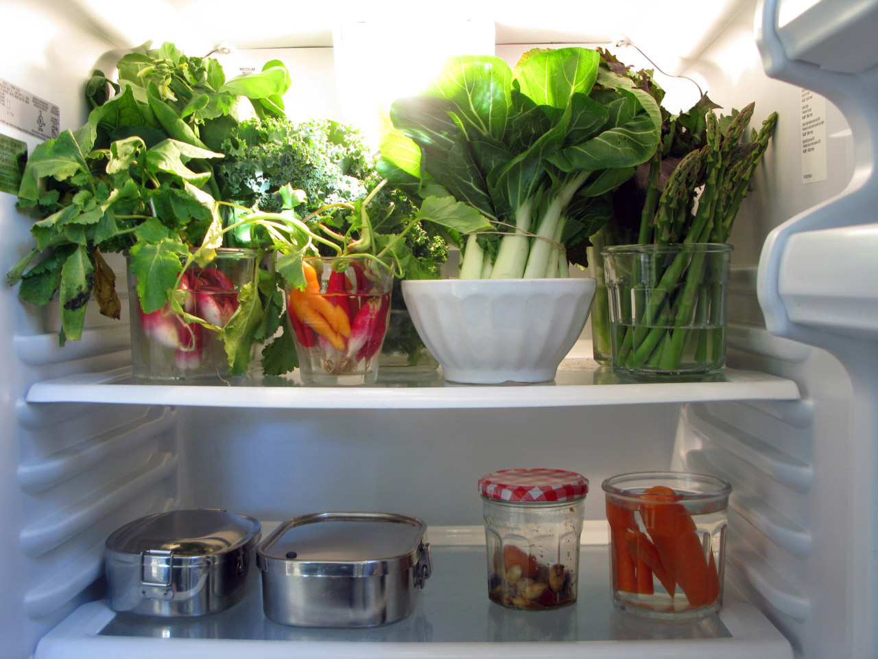 Building a Healthy Kitchen