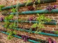 DIY Gutter Flower Box Contemporary Landscape By Perth Landscape Architect Sustainable Garden Design Perth