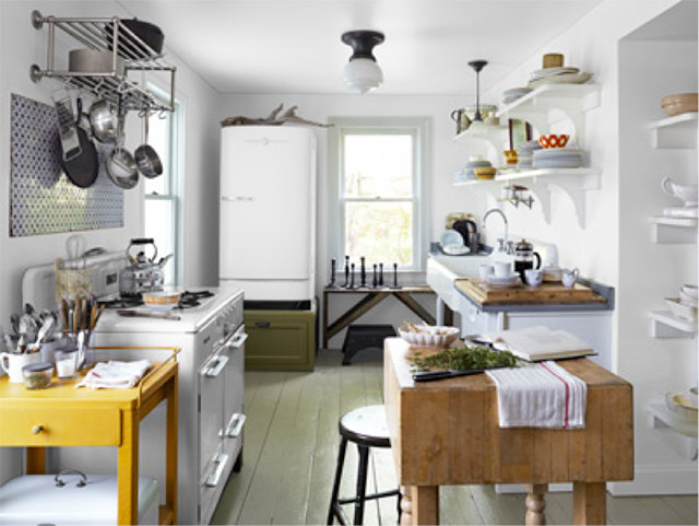 marvelous How To Decorate A Rental Kitchen #3: Decorating a Rental Kitchen