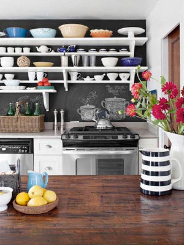 Superior Decorating A Rental Kitchen