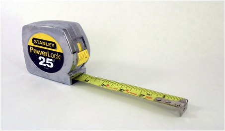 Tape Measure Image by Jared and Corin