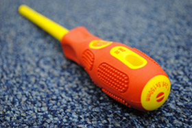 Electrician's Screwdriver