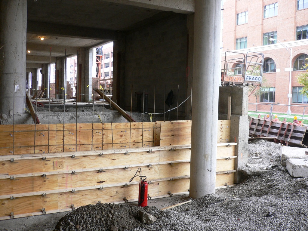 Structural Cast-In-Place Concrete Forming - Buildipedia