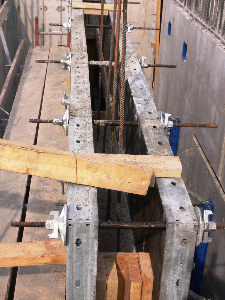 structural cast in place concrete forming buildipedia