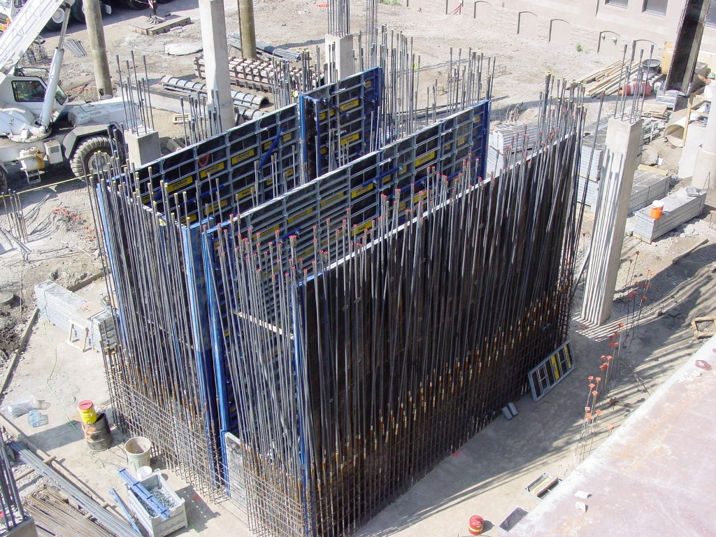 Concrete And Steel Building : Reinforcing steel buildipedia