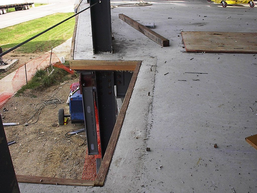 Cast In Place Concrete Slabs : Cast in place concrete buildipedia