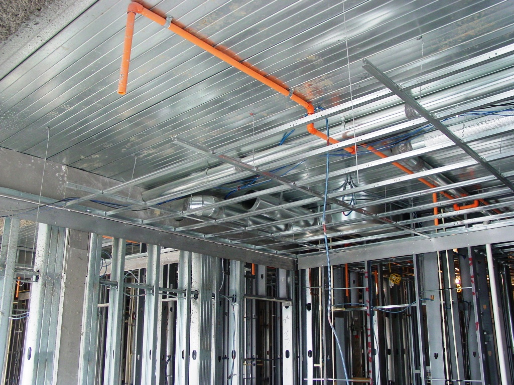 structural metal stud framing - buildipedia
