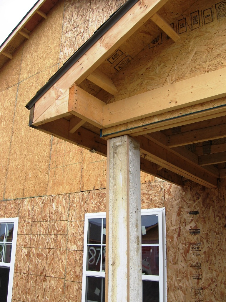 Sheathing buildipedia for Exterior wall sheeting