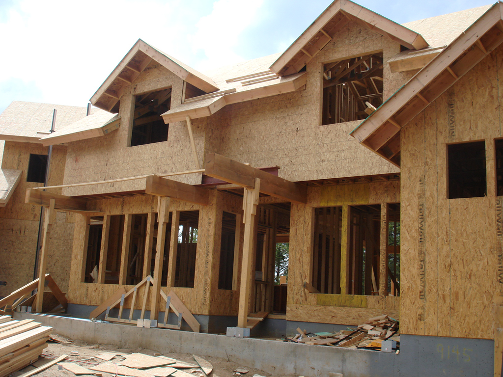 Sheathing buildipedia for What to use for roof sheathing