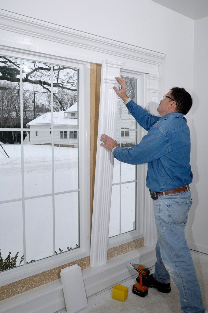 Trimming An Interior Window Buildipedia