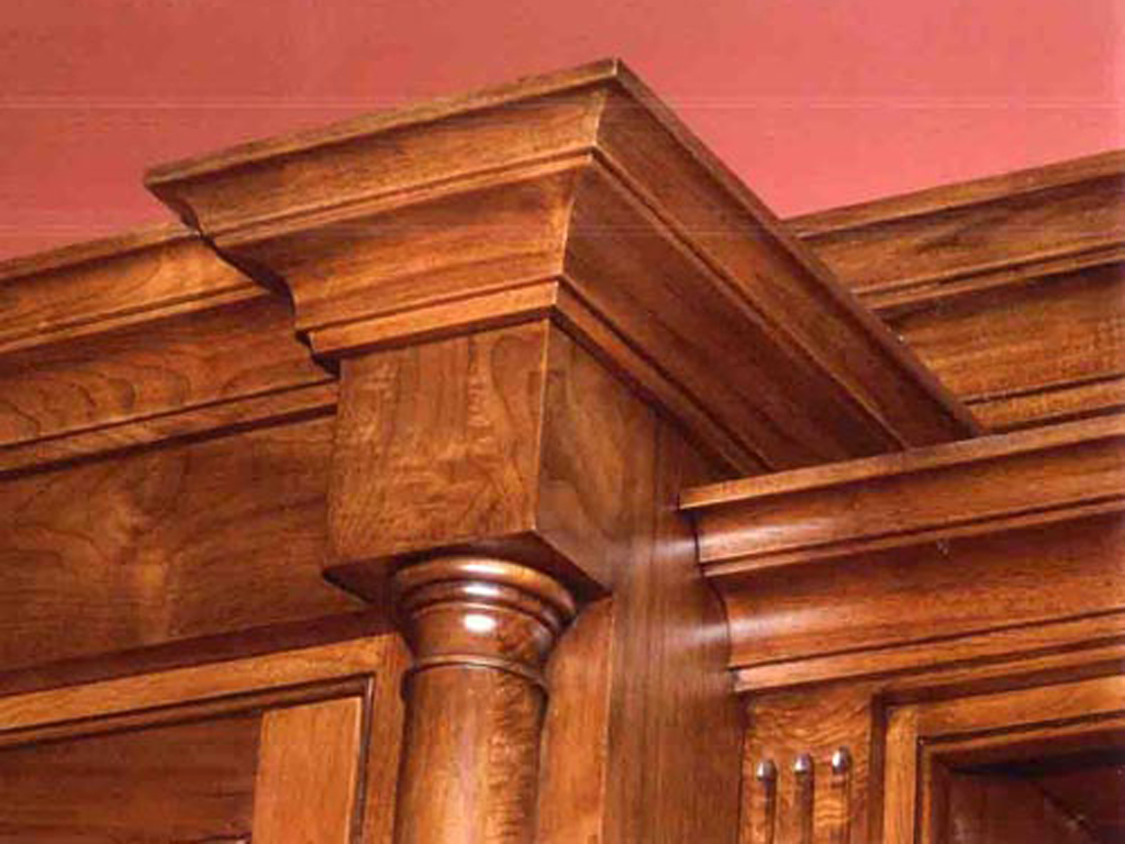 Architectural woodwork buildipedia for Architectural trim