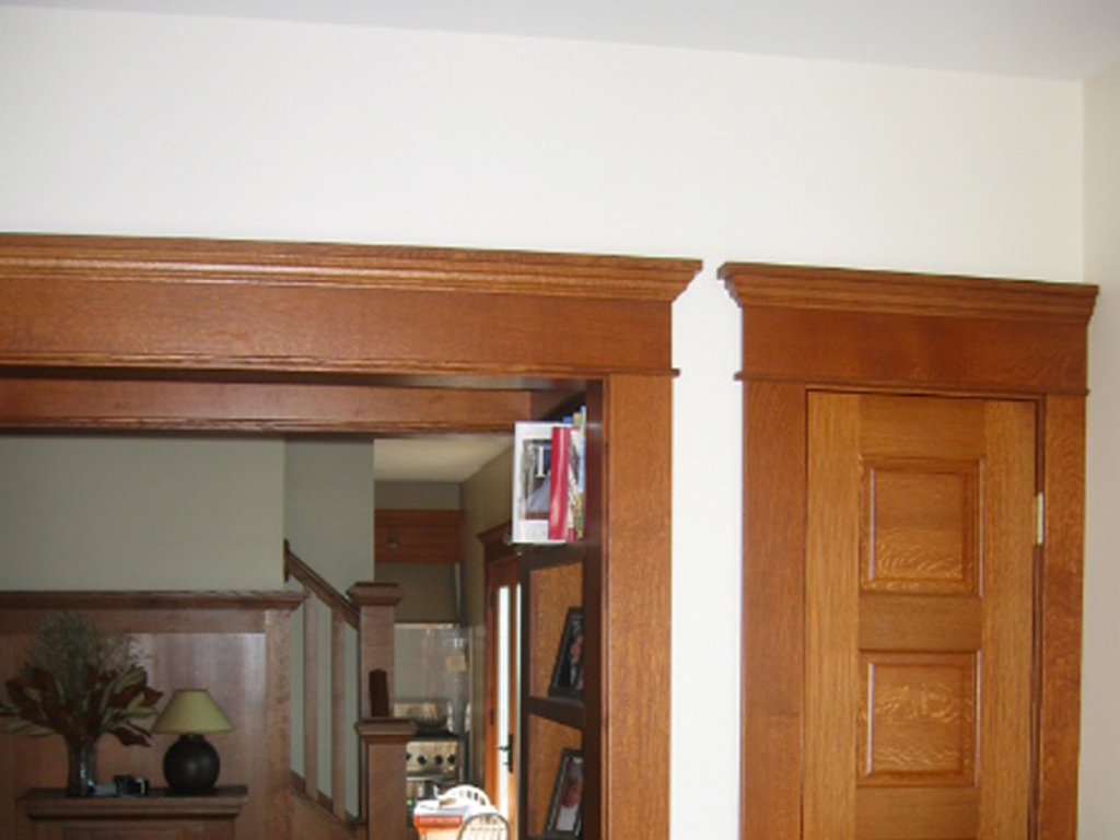 Wood Trim - Buildipedia