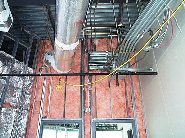 Blanket insulation buildipedia for Foundation blanket insulation