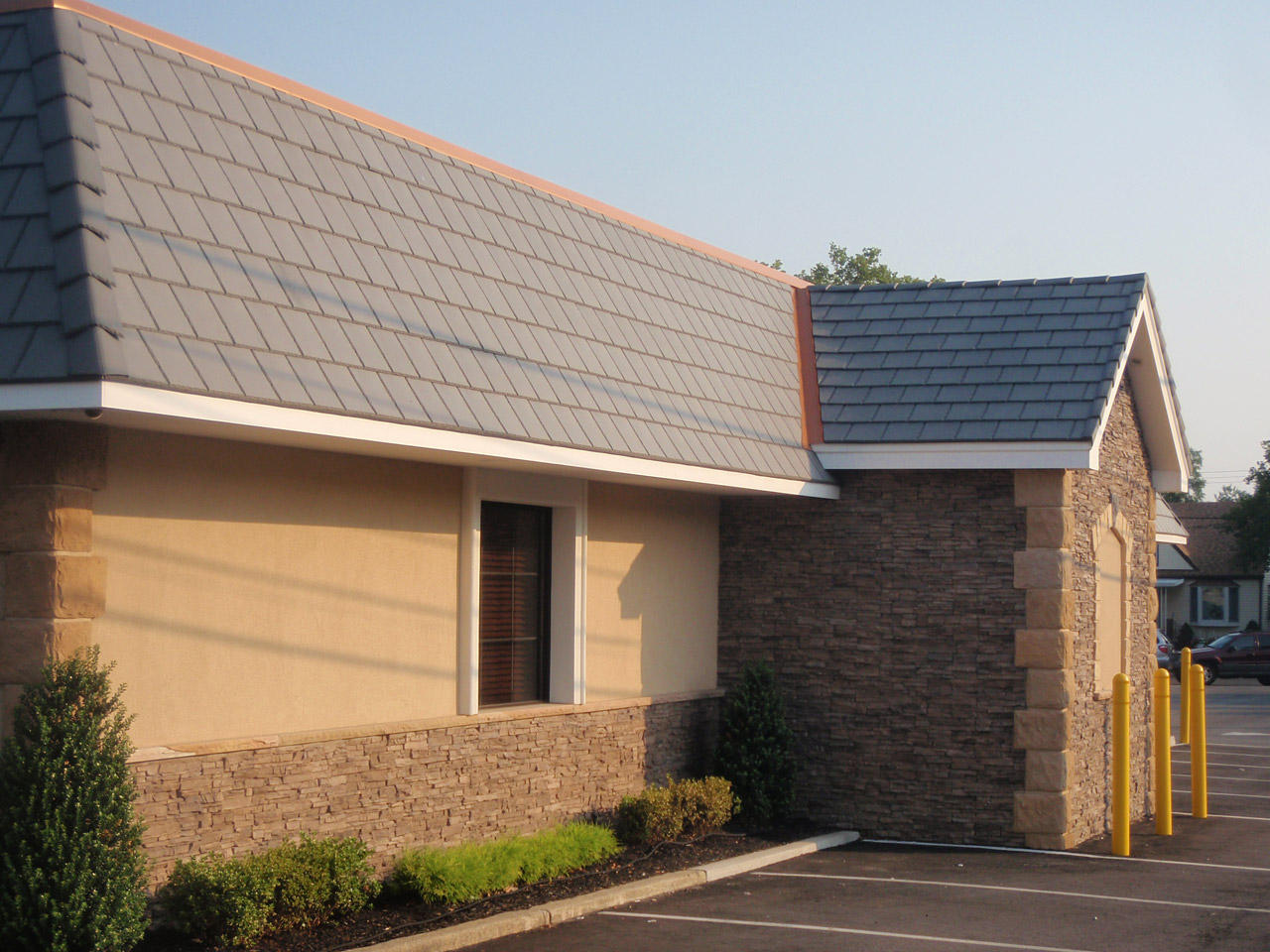 Commercial projects rely on polymer roofing buildipedia for Polymer roofing