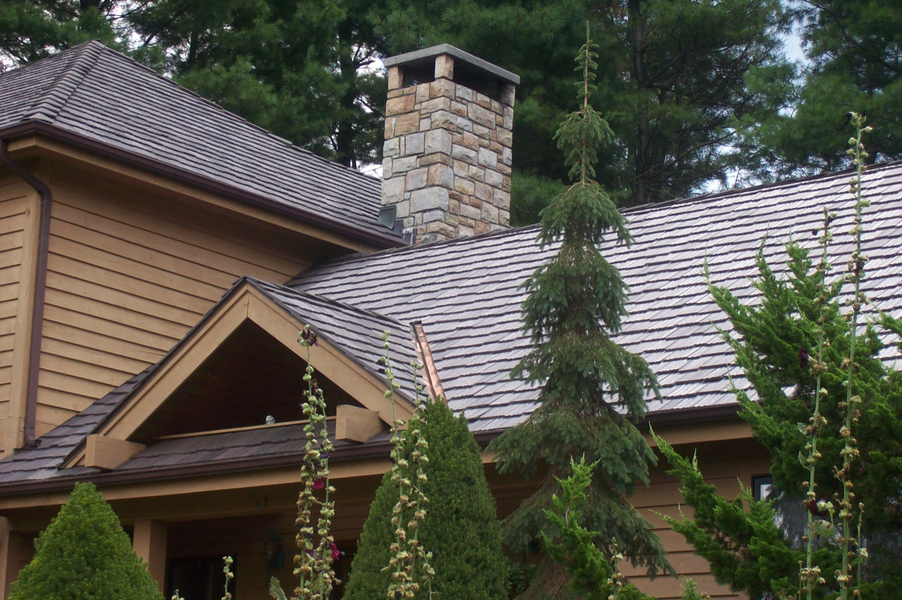 Roofer sees preference shift in roofing products buildipedia for Davinci roofing