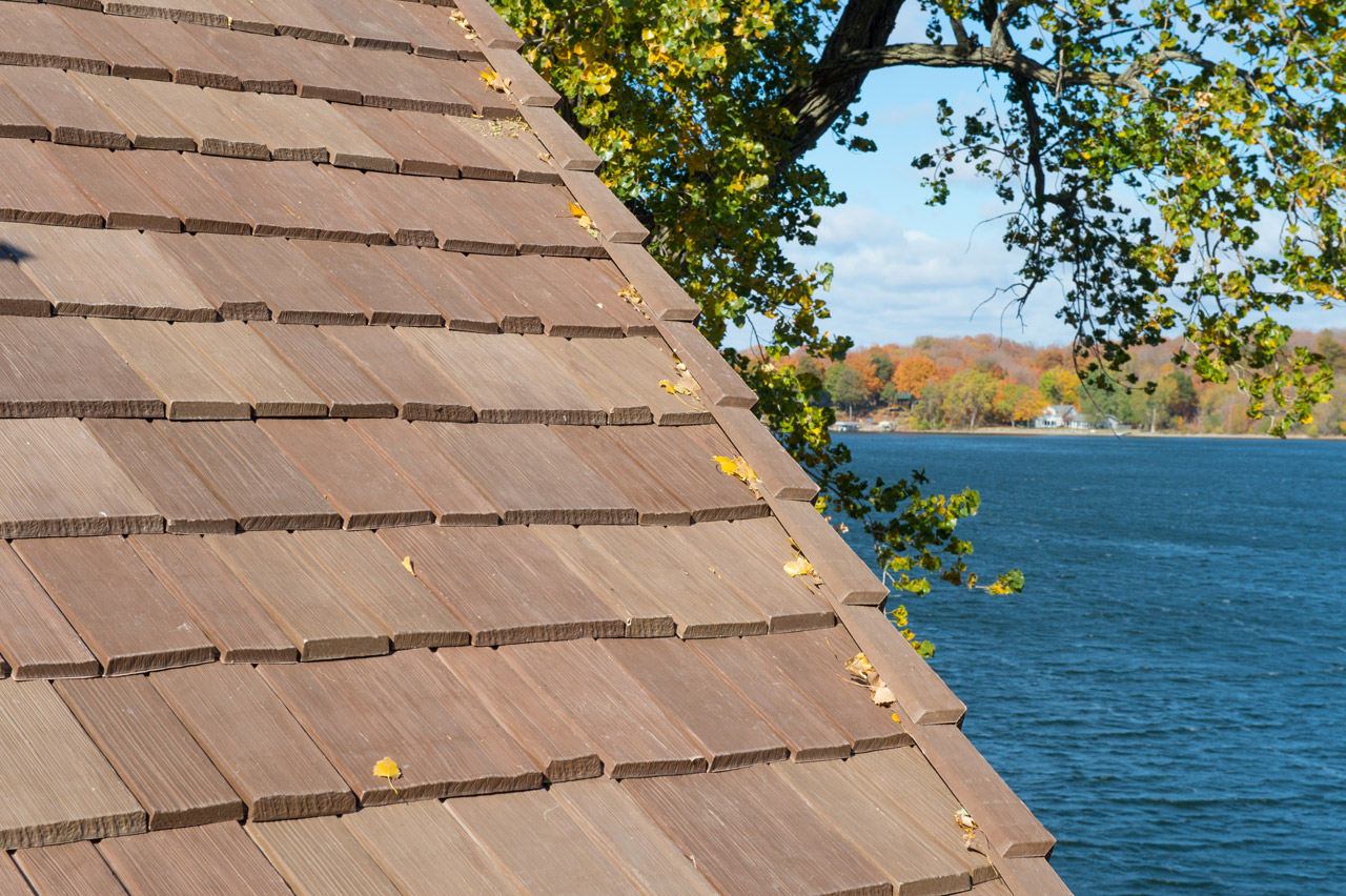 Polymer shake product builds business for roofer buildipedia Davinci roofing products