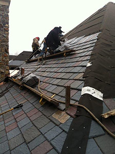 Fabulous Fixing an Old Roof