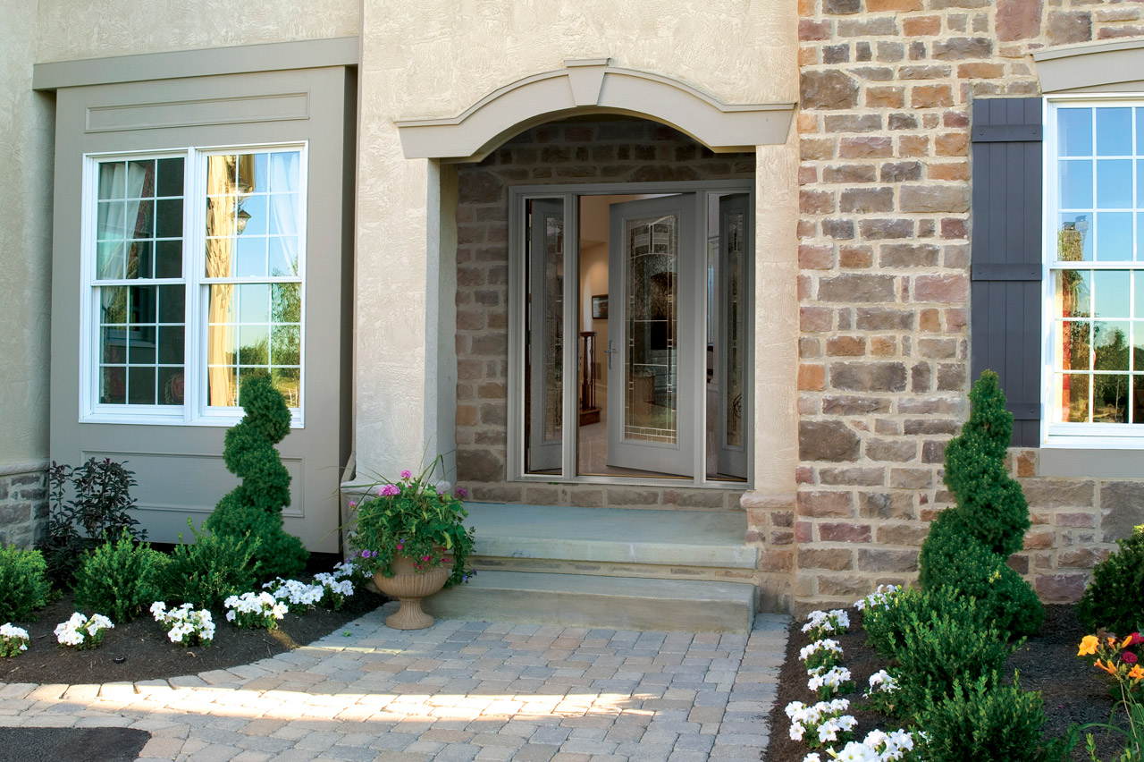 Consumers Digest® Names Therma-Tru® Clic-Craft® Collections as a on exterior staircase designs for homes, exterior door designs for homes, exterior window designs for homes,