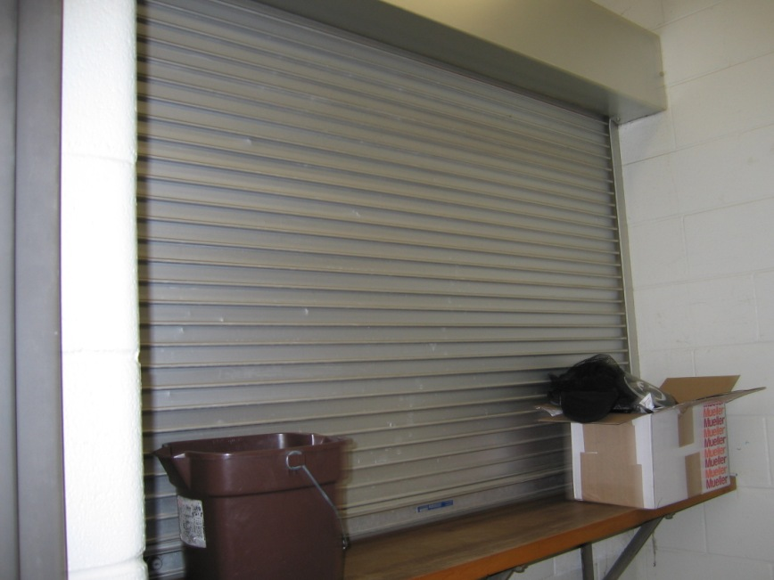 Coiling Doors And Grilles Buildipedia